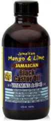 Jamaican Mango Lime Jamaican Mango & Lime Black Castor Oil Vitamine A-D-E 118 ml