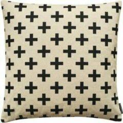 Creme witte The Cushion Shop sierkussen Plus Plus