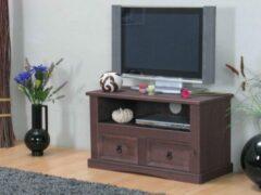 Hioshop New Mexico - Tv-meubel - Bruin