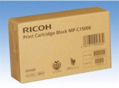 Ricoh Black Gel Type MP C1500 inktcartridge Original Zwart 1 stuk(s)