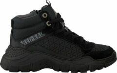 Red-Rag Jongens Hoge sneakers 13289 - Zwart - Maat 39