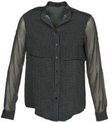 Zwarte Overhemd Joseph PRINCIPE