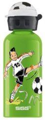 Sigg Drinkbeker Footballcamp 0,4 Liter 6,6 Cm Aluminium Groen