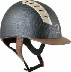 HORKA ruitercap Arrow unisex carbon bruin