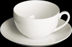 Witte DIBBERN - White Classic - Schotel voor kop 0,20l/0,25l