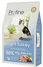 Profine Light Turkey - Kattenvoer - 10 kg
