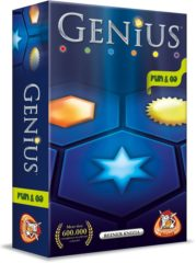 White Goblin Games Genius Fun & Go bordspel