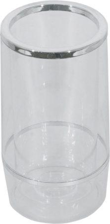 Afbeelding van STERNSTEIGER Flessenkoeler, acrylglas, acrylglas