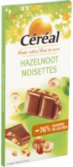Cereal Chocotablet Hazelnoot - 6x 80 gr - Voordeelverpakking