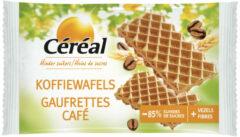 Cereal Céréal Koffiewafels Minder Suiker Maltitol (90g)