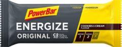 PowerBar Energize Original Bar, Cookies & Cream - 25 bars