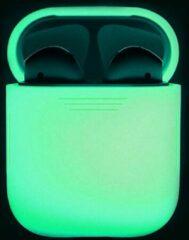 Go Go Gadget Siliconen case | geschikt voor airpods | glow in the dark