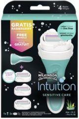 Wilkinson Woman Scheerapparaat Intuition Sensitive Care 1 set