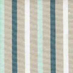 Acrisol Poetry Manzana 93 gestreept wit, taupe, blauw stof per meter buitenstoffen, tuinkussens, palletkussens