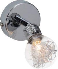 Brilliant Bulb Wandspot chrom