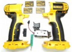 DeWALT Schalter Packung für Nutmutter Schrauber n167659