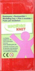 Engelhart Weible Knet Fantasie Klei Blokvorm Rood - 250 Gram