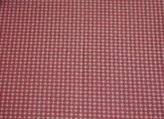 Roze Pip Studio hoeslaken Cross Stitch pink - 140x200 cm