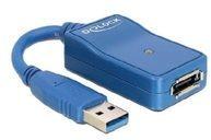 Delock Adapter USB 3.0 > eSATA - Speicher-Controller - 1 Sender/Kanal 61754