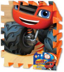 Nickelodeon Blaze Blaze 9 delige schuim puzzel