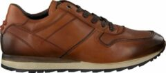 Greve Heren Lage sneakers Fury - Cognac - Maat 43+
