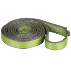Ocun - O-Sling PAD 16 mm Bergfreunde Edition - Ronde slinge maat 80 cm, groen/grijs/olijfgroen