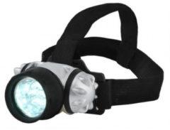 Orange85 Hoofdlamp - Zwart - Kunststof - Licht krijgen - Hoofdlamp - Werklamp - Bouwlamp - Geen batterij inbegrepen