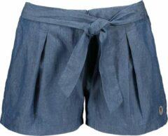 Blauwe Moodstreet Meisjes Broekrok - Soft Blue - Maat 110/116