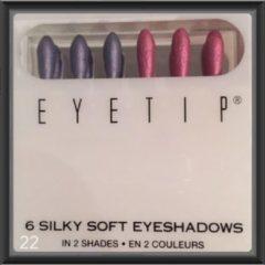 Paarse Eyetip (set van 6) Kleur 22