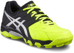 Asics Gel-Blackheath 6 GS Junior Zwart-Geel | 40% DISCOUNT DEALS