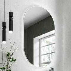 Muebles Ola spiegel met LED-verlichting 92x52cm