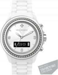 MYKRONOZ ZeClock Smartwatch Weiss Swarosvki