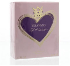 V.wang Princess Eau De Toilette Spr 50ml