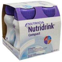 Nutridrink Compact neutraal 125 ml (4 Vitamine