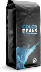 Colorbeans Medium Roast koffiebonen met Rainforest Alliance keurmerk, geschikt voor alle koffiemachines