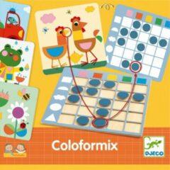 Djeco - Spel Coloformix - 3+