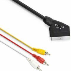 Scart naar Composiet kabel - Goobay