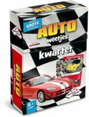 Identity Games kwartetspel Auto-weetjes (NL) 14 x 10 x 4 cm
