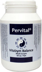 Nutramin Pervital Vitalzym Balance Capsules 60st*