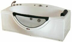 Badstuber Nassau whirlpool 170x90cm bubbelbad