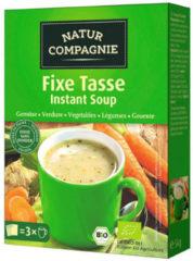Natur Compagnie Instant groente soep 54 Gram