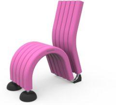 Roze Foamzoo Speelmeubelen