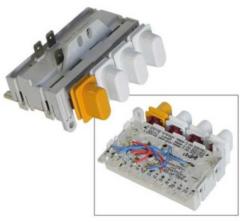 Miele Schalterblock für Waschmaschine 3051180