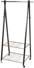 Möbel direkt online Moebel direkt online Rollgarderobe Garderobenwagen Metallgarderobe In 3 Farben lieferbar Kleiderständer