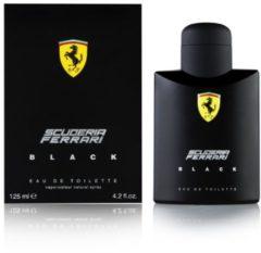 Herenparfum Scuderia Ferrari Black Elie Saab EDT 125 ml