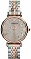 Emporio Armani Rosékleurig Vrouwen Horloge AR1840