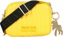 Versace Jeans Linea Q Dis. 6 Dames Crossbodytas - Geel