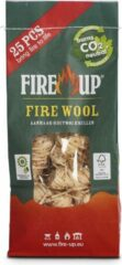 Aanmaakhoutwol Fire-Up (zak a 25 st)
