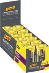 Zwarte PowerBar 5 elektrolyten drinktabletten (10) - Drinktabletten