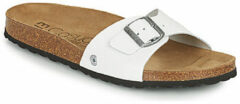 Witte Slippers Casual Attitude OMI